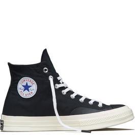 [CONVERSE] CHUCK TAYLOR ALL STAR 1970 `s HI (BLACK CHAMBRAY)