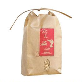 「かもまい」(28年度産 合鴨農法米) 玄米 2kg