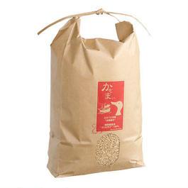 「かもまい」(28年度産 合鴨農法米) 玄米 5kg