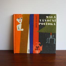 ハナ・シュチェパーノヴァー「MALA VANOCNI POVIDKA」BOOK-037