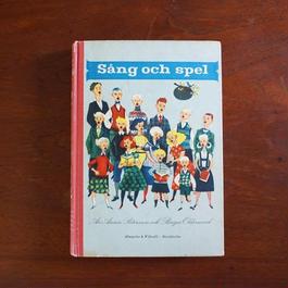 スウェーデン「Sang och spel」