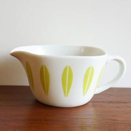 Lyngby Porcelain ロータスシリーズ クリーマー LYNGBY-001
