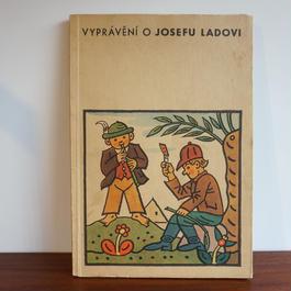 チェコ Vypraveni o Josefu Ladovi 1987年 book-006