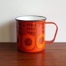 FINEL Lintu 鳥のマグカップ finel-008