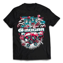 MOGRA 2015 T-Shirts (Black)