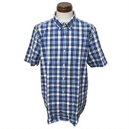 NAUTICA【ノーティカ】半袖チェックシャツ W61181