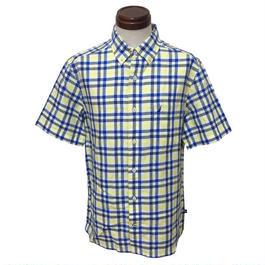 NAUTICA【ノーティカ】半袖チェックシャツ W61278