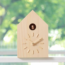 Cuckoo clock[white](mt0902_W)