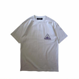 TRIANGLE LOGO SHORT SLEEVE TEE