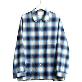 Pajama shirts – ombre check