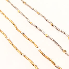 Beads chain 40cm (tube)