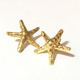 starfish ear clip 1piece