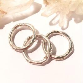 【受注商品】Grain ring <silver>