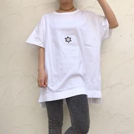 Hexagram T-shirt <BIG>