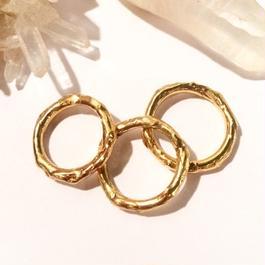 【受注商品】Grain ring <gold>