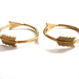 Arrow ring <gold>