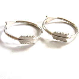 Arrow ring<silver>