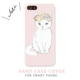 スマートフォン ケース JOLI CAT : Pink