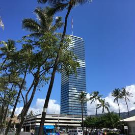 ハワイの居心地いい宿泊