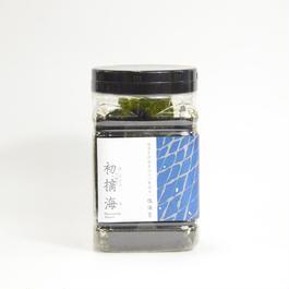 福岡県大川漁業協同組合研究会の「初摘海 卓上塩海苔」(八切り80枚入)