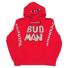 1980's BUDMAN sweat hoodie    表記(M)