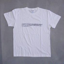 【初回限定生産商品】NO COFFEE × MOGNO6 Tシャツ(ホワイト)