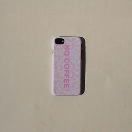 NO COFFEE × plantica iPhone7用ケース