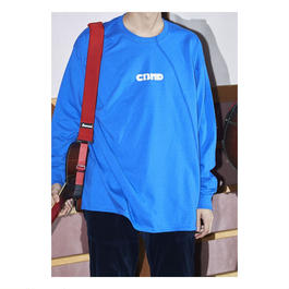 """Comeback My Daughters""""Girl""""Blue Long Sleeve"""