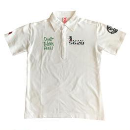 2017モデル 野村タケオデザイン562Bポロシャツ ホワイト(5/31までの予約販売)