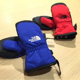 THE NORTH FACE ベビーシェルミット BABY SHELL MIT