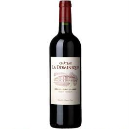 ボルドー地方サン・テミリオン・グランクリュ特別級の赤ワイン。シャトー・ラ・ドミニク
