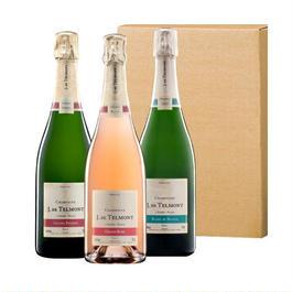 夏の贈り物ギフト 日本未発売 高級シャンパンの飲み比べ