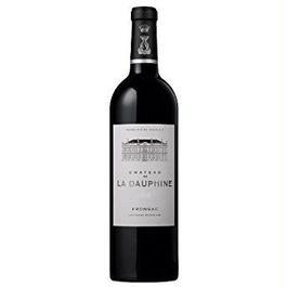 ボルドー地方フロンサックの赤ワイン。シャトー・ドゥ・ラ・ドーフィンヌ