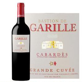フランス赤ワイン ラングドック・ルーション AOCカバルデス バスチョン・デ・ガリーユ 「グラン・キュヴェ」 2012年 750ml