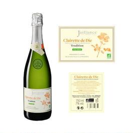 お中元 夏のギフト フランスのオーガニックスパークリングワイン ビオ 750ml