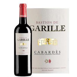 南フランスの赤ワイン AOC カバルデス ペイ・ドック バスチョン・デ・ガリーユ「キュヴェ・グルマンド」 2013年 750ml