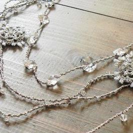 【regal】5連ネックレス F4-0050