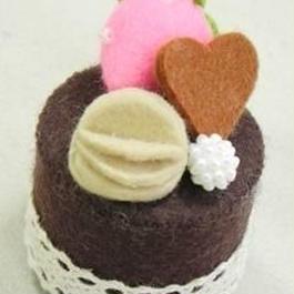【KANADE】ミニチョコケーキ P29-0284