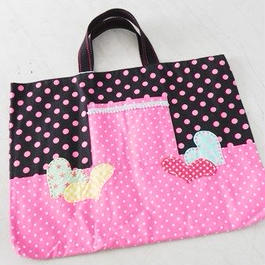 【Pink Butterfly】レッスンbag PB-2