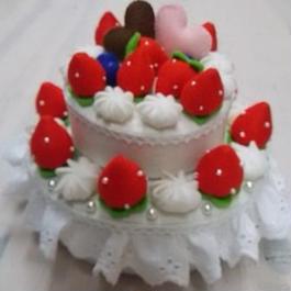 【KANADE】デコレーションケーキ P29-409