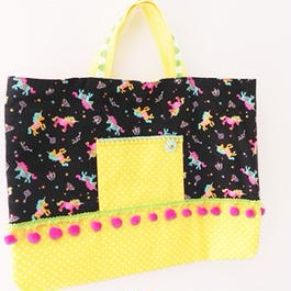 【Pink Butterfly】レッスンbag AO-18