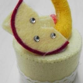 【KANADE】ミニケーキフルーツ P29-0355