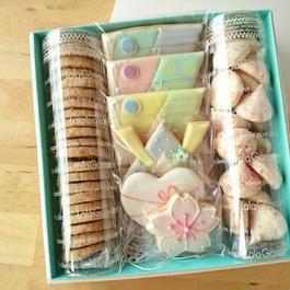 節句 アイシングクッキー 焼き菓子セット (名前入り可)