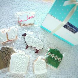 winter-box アイシングクッキー