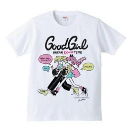 ジェニー・カオリ「GOOD GIRL Break(down)Time」Tee