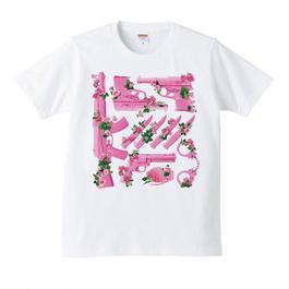 ジェニー・カオリ「Violence Pink -Thx.Edition-」Tee