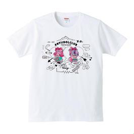 ジェニー・カオリ/ANTI_IDOL_CLUB_COLOR/Tee