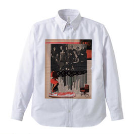 空想架空マンション「紅」Yシャツ