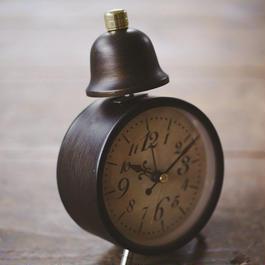 アラームベル置き時計 「LEGER - レジェ -」CL-5762