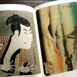 ◆ドイツ インゼル文庫Nr.611<日本の木版画・浮世絵>◆Japanische Farbenholzschnitte